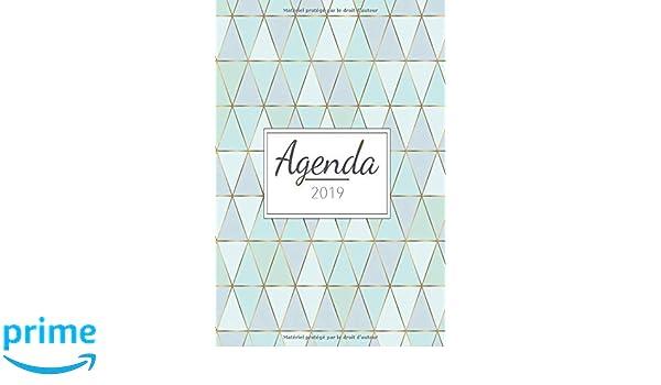 Agenda 2019: Calendar & Planificateur 2019 - Agenda ...