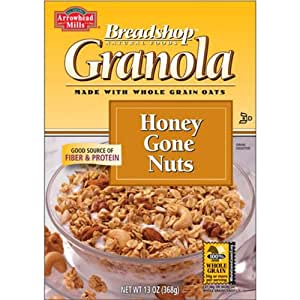 how to package granola to sell