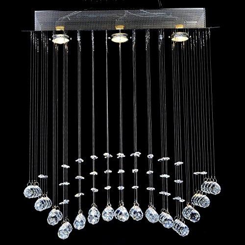 Cheap LightInTheBox Classic Luxury Crystal Ceiling lamp Flush Mount