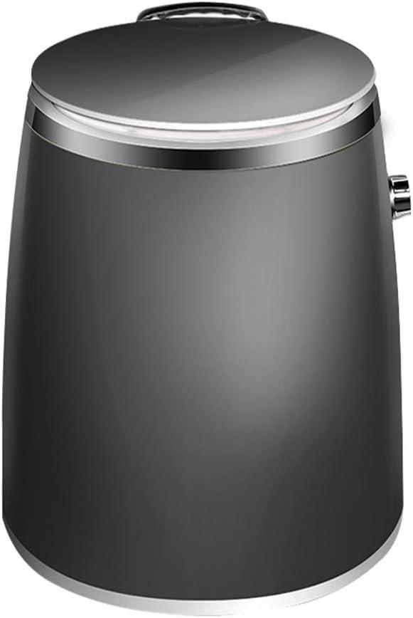 BHDYHM Mini Lavadora portátil con Temporizador de botón Giratorio Balcón Lavadora y Secadora de Dormitorio