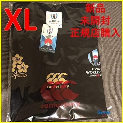 ラグビーワールドカップ 日本代表 記念Tシャツ ブラック XL