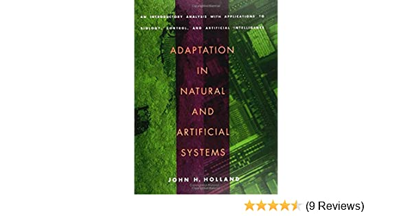 Adaptation In Natural And Artificial Systems Holland Pdf