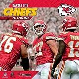 2019 Kansas City Chiefs NFL Sports TEAM Wall Calendar
