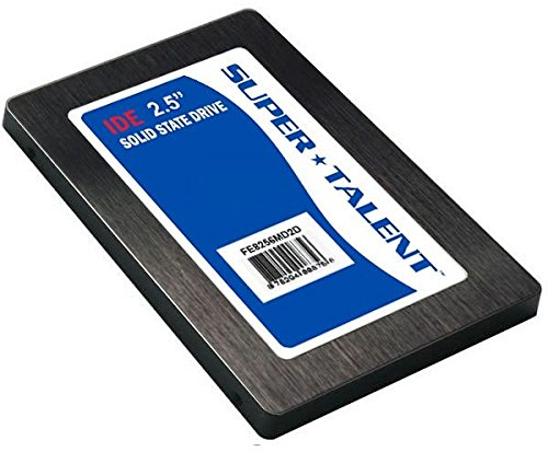 Super Talent 2.5-Inch 64GB 44-Pin IDE/PATA Internal SSD F...