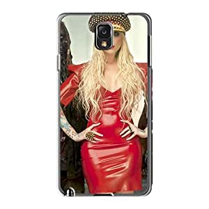 Shock Absorbent Hard Phone Cases For Samsung Galaxy Note3 With Custom Stylish In This Moment Band Pattern AnnaDubois