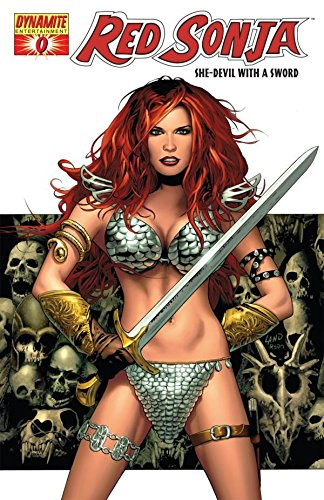 Red Sonja: She-Devil With a Sword #0 (Red Sonja: She-Devil With a Sword -