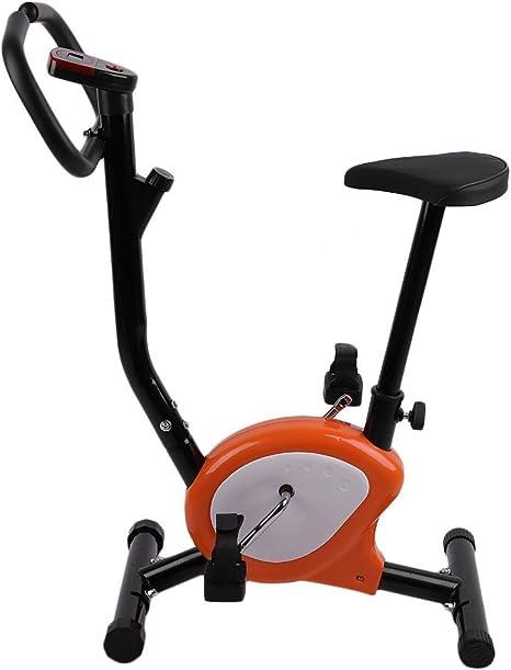KinshopS] Outdoor Estática Heimtrainer Bicicleta Plegable Home ...