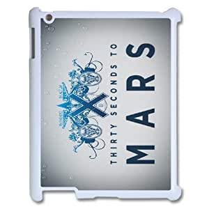 iPad 2,3,4 30 Seconds To Mars pattern design Cell Phone Case HSTM12J79844
