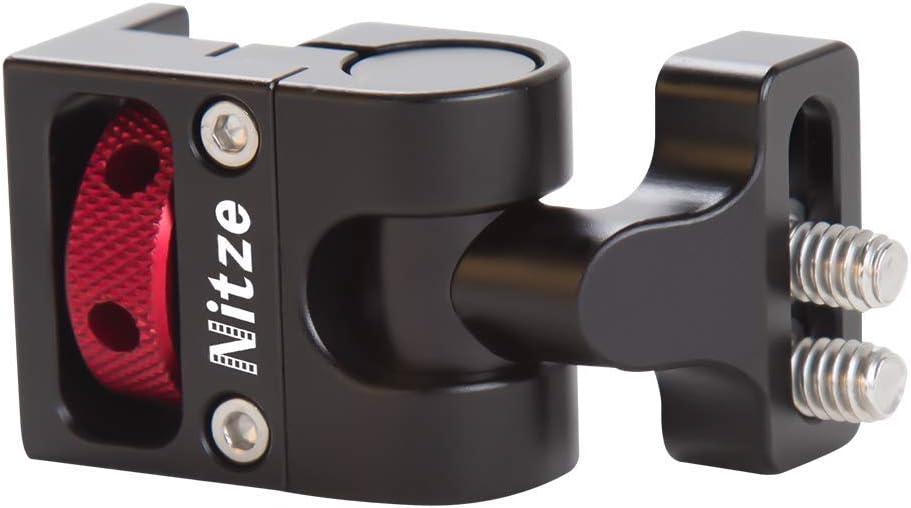 Nitze N54-E1 Support pour moniteur avec vis 1//4-20 mm