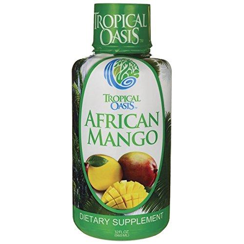 Tropical Oasis African Mango, 32 Fluid Ounce
