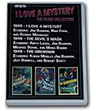 I LOVE A MYSTERY FILM COLLECTION - 1 DVD-R - 3 MOVIES
