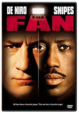 The Fan Full Screen Bilingual Amazon Ca Robert De Niro Wesley