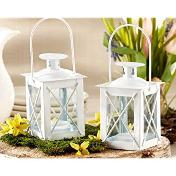 Luminous Mini-Lanterns with soy tealight -24 count