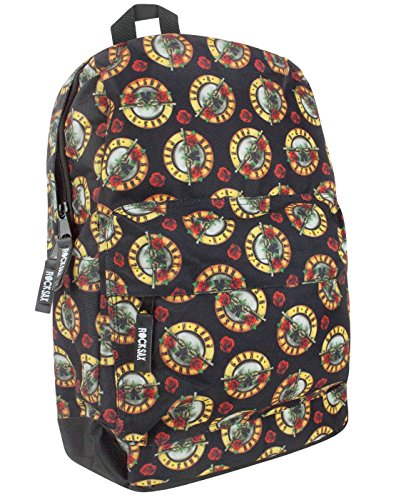 Rock Sax Guns N Roses All Over Backpack