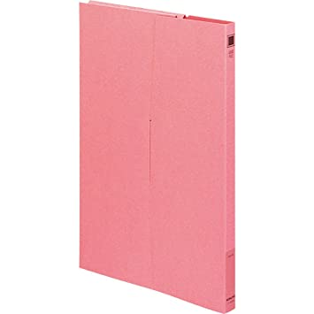A4背幅17mm ピンク (まとめ) コクヨ 【×20セット】 (3冊) ケースファイル フ-950NP 1パック