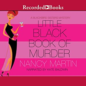 Little Black Book of Murder Audiobook