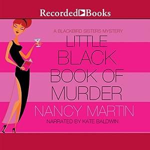 Little Black Book of Murder Audiobook