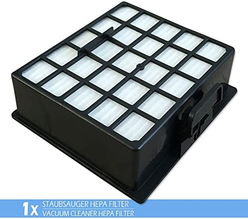PakTrade Vacuum Cleaner HEPA Filter For Bosch Siemens 00572234 572234 00578731 578731 BBZ153HF VZ153HFB