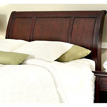 amazon sleigh headboard piece ashley signature traditional furniture com design wilmington dp queen component