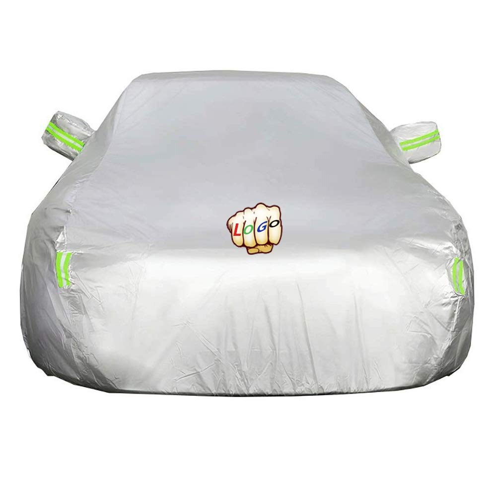 Color : Camouflage, Size : Enhanced Wind and Hail Water Car Cover Kia Optima All Weather Waterproof All Weather rain