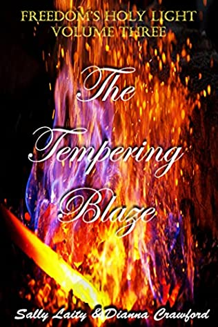 book cover of The Tempering Blaze