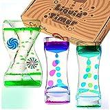 Liquid Motion Bubbler Timer: Sensory Toy for