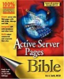 Active Server Pages Bible, Eric A. Smith, 076454599X