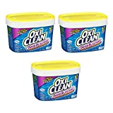 OxiClean Odor Blasters Classic Clean Scent Versatile Stain & Odor Remover Powder, 3 lb 57 Loads (pack of 3)