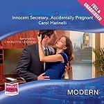 Innocent Secretary... Accidentally Pregnant   Carol Marinelli