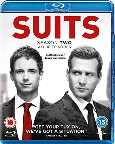 suits season 2 blu ray - 1