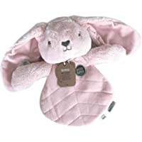 Betsy Bunny Comforter Breathable and Soft Security Blanket, Plush Toy, Lightweight, Perfect Companion for Sleeping, Bunny Design, Ethically Made