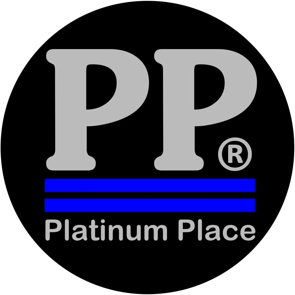 5 X Platinum Place Ppfordgps Gps Tracking Sicherheits Fenster Aufkleber 87x30mm Für Fiesta Mondeo Escort Focus Mustang Fusion Ka Auto Van Alarm Hinweis Auto