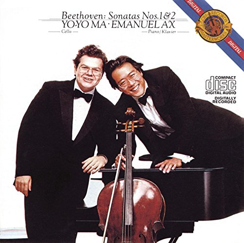 Beethoven: Cello Sonatas, Op.5, Nos.1 & 2 (Cello Two Sonatas)