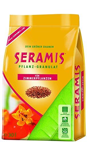 Seramis Pflanz-Granulat für Zimmerpflanzen 30 L, gelb, 40,0 x 14,0 x 58,0 cm, 730055