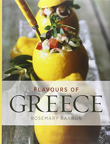 Flavours of Greece by Rosemary Barron