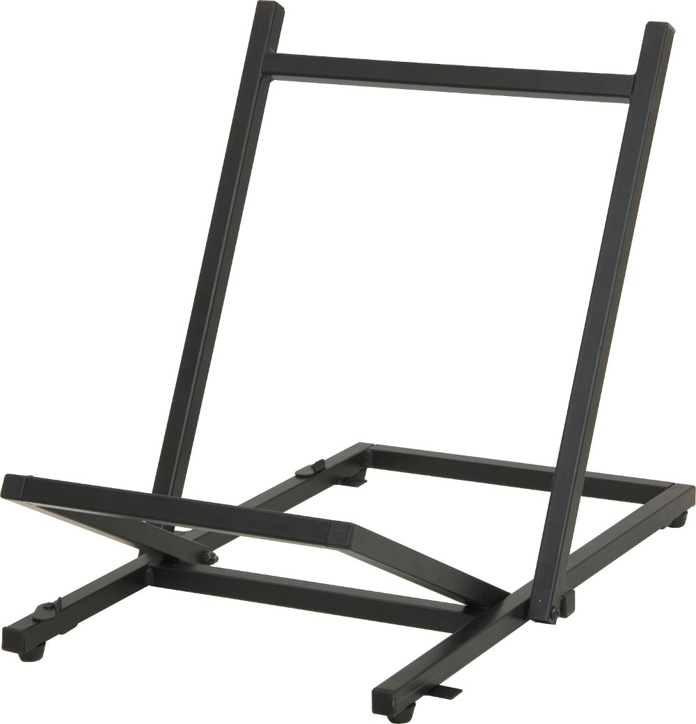 On Stage RS6000 Foldable Tiltback Amp Stand