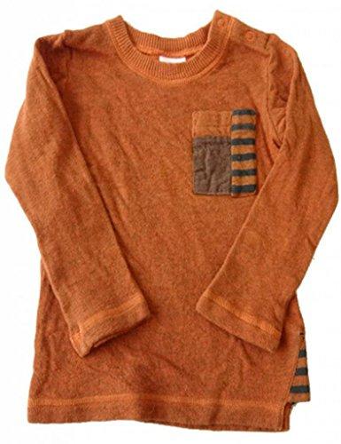Bit'z Kids Little Boys Garment Dyed Long Sleeve Tee 18-24 -