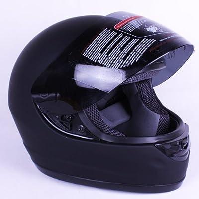 IV2 901 Motorcycle Helmet raised visor.