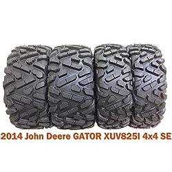 27x9R14 & 27x11R14 Radial ATV Tire Set for 201
