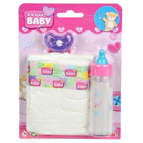 Simba - 105562487 - Accessoire pour Poupée - New Born Baby Simba Toys S 55624871