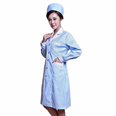 Xuanku School Of Pharmacy Arbeitskleidung Einheitliche Arzt Winter ...
