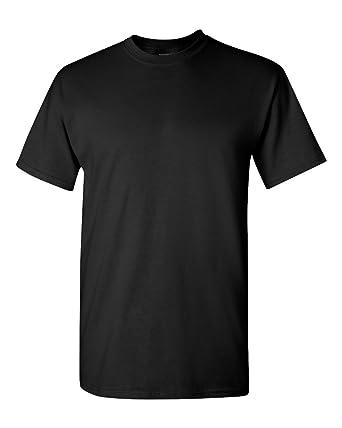 T-shirt à manches courtes Gildan pour homme  Amazon.fr  Vêtements et ... 4aa8a48f5809