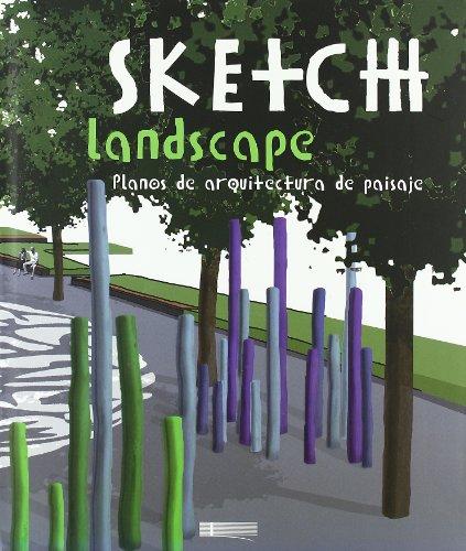 Descargar Libro Sketch Landscape Planos De Arquitectura