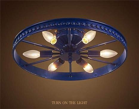 Plafoniere Moderne Per Soggiorno : Xqy plafoniera plafoniere per soggiorno in casa led legno