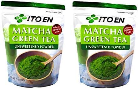 Ito En Matcha Unsweetened Powder product image