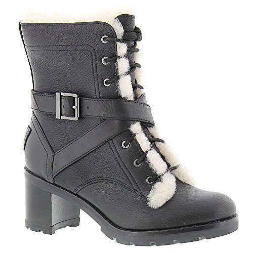 Bottines - Boots, color Noir , marca UGG, modelo Bottines - Boots UGG W INGRID Noir