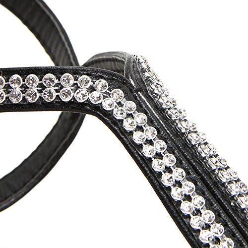 con by Sandalias Negro modelo estrás chancla Scarpe bajas amp;Scarpe PRENDIMI 0xdgfqw0P
