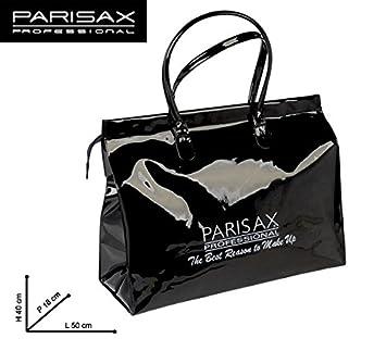 Sac Vernis Noir Parisax Amazon Fr Beaute Et Parfum