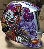 USA seller: HGN Auto Darkening Solar Powered Welders Welding Helmet Mask Hood With Grinding Function