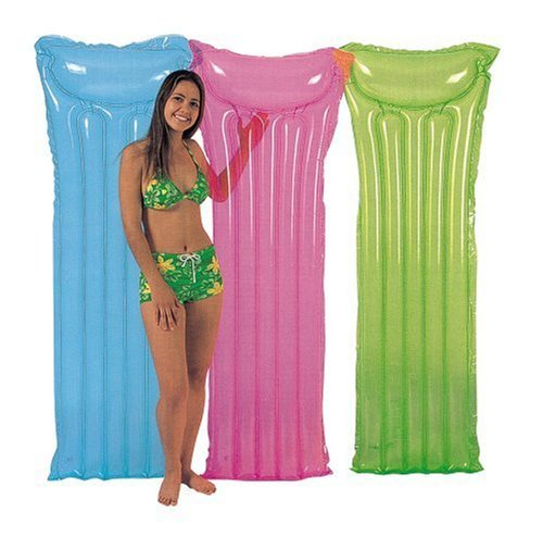 Inflatable Swimming Pool Air Mattress Raft (72